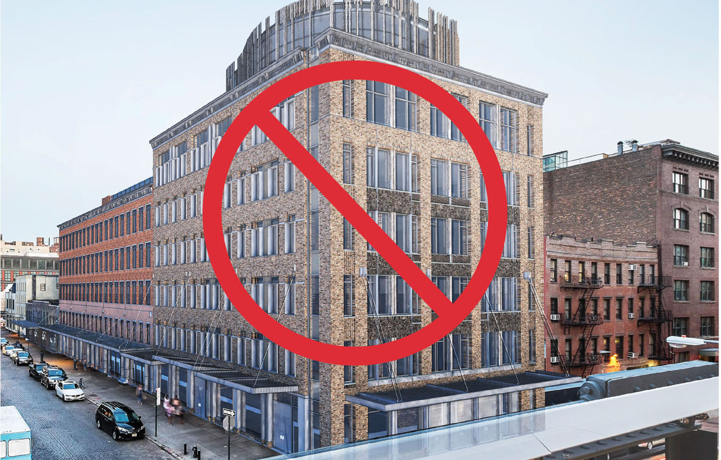 Gansevoort Market Plan save gansevoort | stop the massive building plan