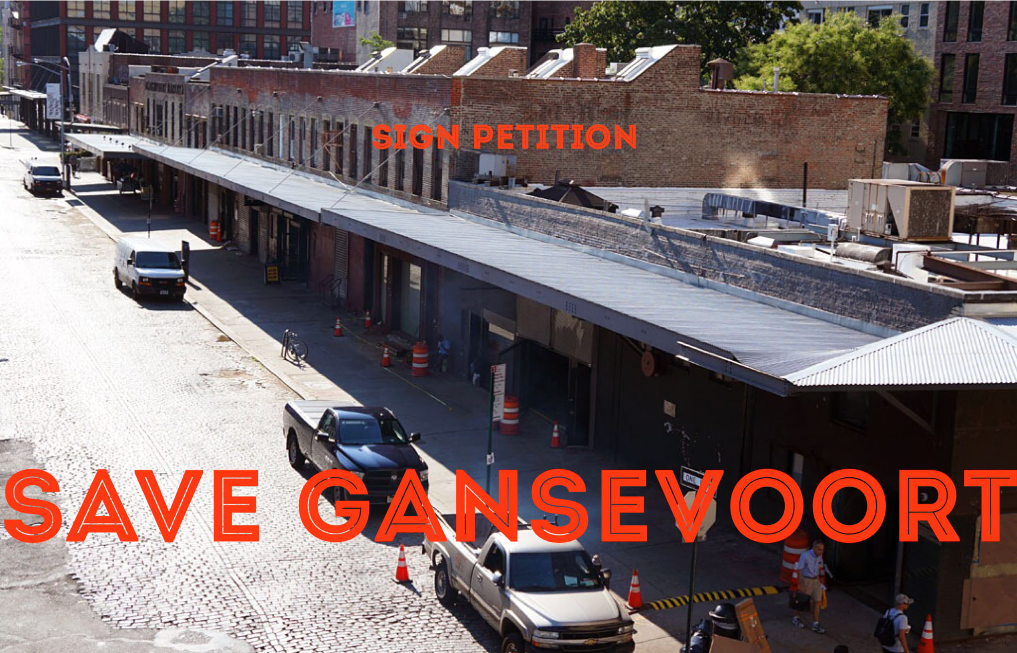 Gansevoort Market Plan wrong plan in the wrong place | save gansevoort